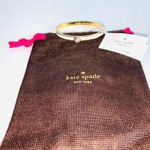 Kate Spade Bracelet/Bangle with Dust Bag